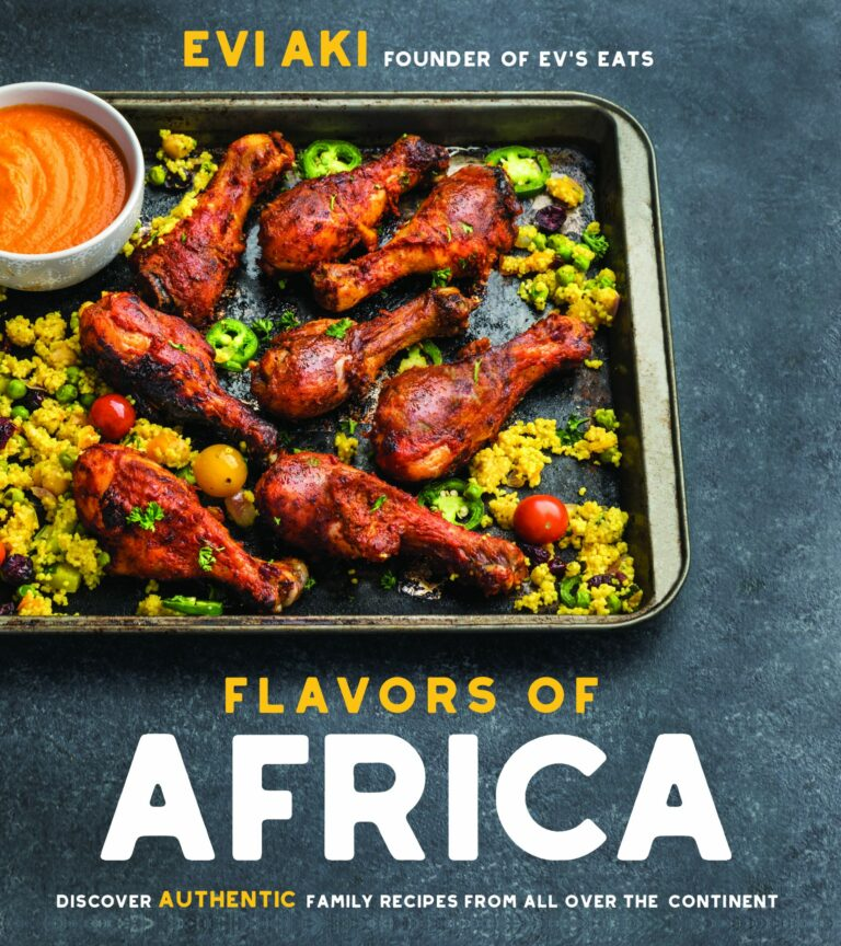 Flavors of Africa by Evi Aki