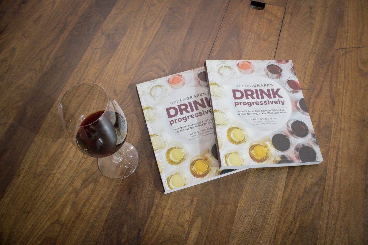 Urban Grape's Drink Progressively book