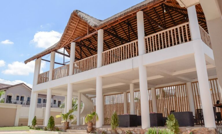 In Ghana, Bamboo House is Refining Luxury Hospitality One Room at a Time