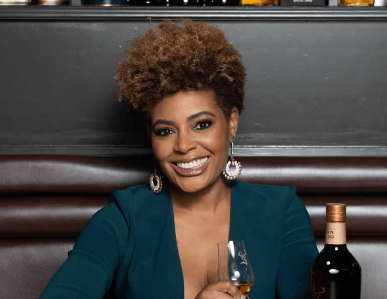 Samara Rivers on Creating a Seat at the Table for Black Bourbon Drinkers