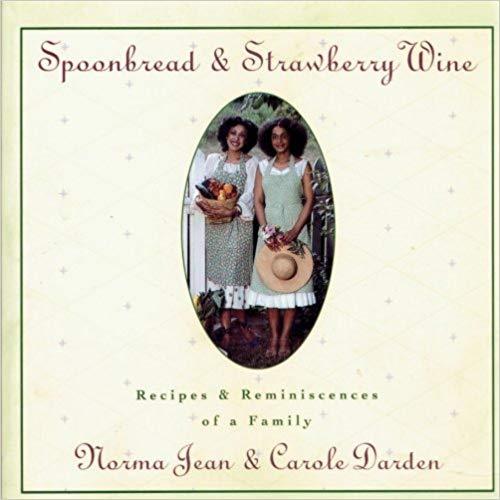 Cover for Spoonbread & Strawberry Wine Cookbook
