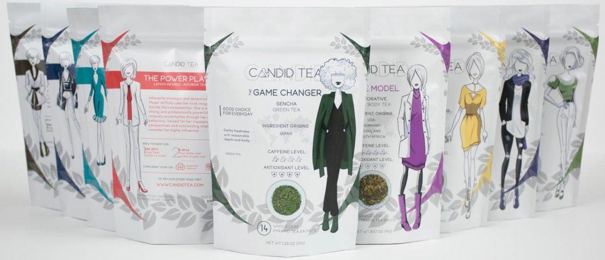 Candid Tea' the Identitea Collection