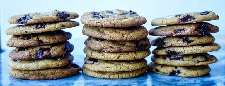 Olive Oil Chocolate Chunk Cookies
