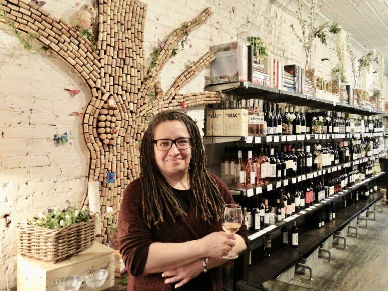 Heather Johnston of Good Wine in Brooklyn, NY