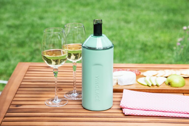 Vinglacé Stainless Steel Wine Chiller