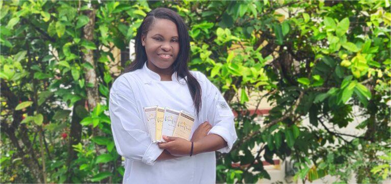 Maria Jackson, Cacao Sainte Lucie