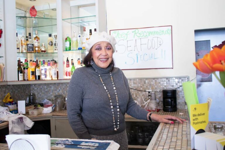 From Model to Restaurateur, Norma Jean Darden Creates a Legacy Through Fashion and Food