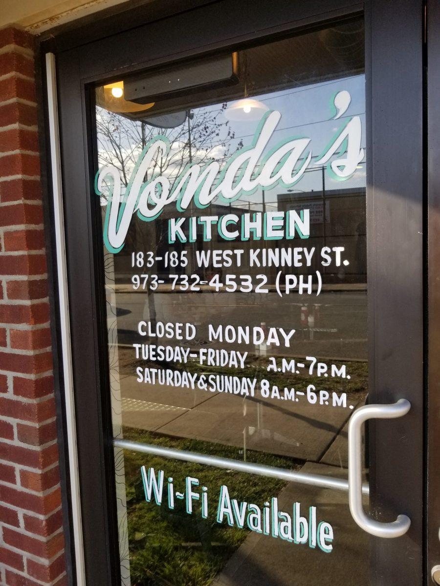 Vonda's Kitchen in Newark, N.J.