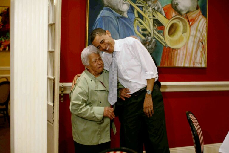 Leah Chase, 96, Creole Chef Who Fed Presidents and Freedom Riders, Dies