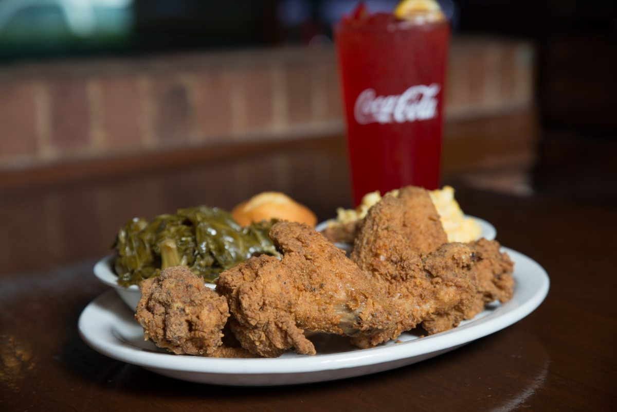 Kiki's Chicken and Waffles in South Carolina