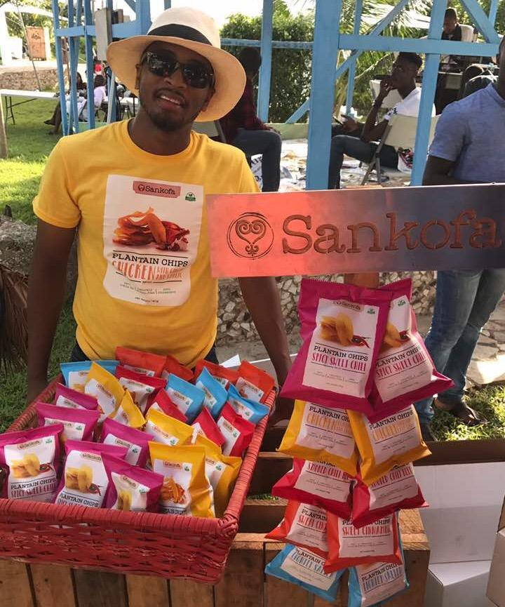 Jamie Saleeby: Chipping His Way to Success from Ghana One Plantain at a Time