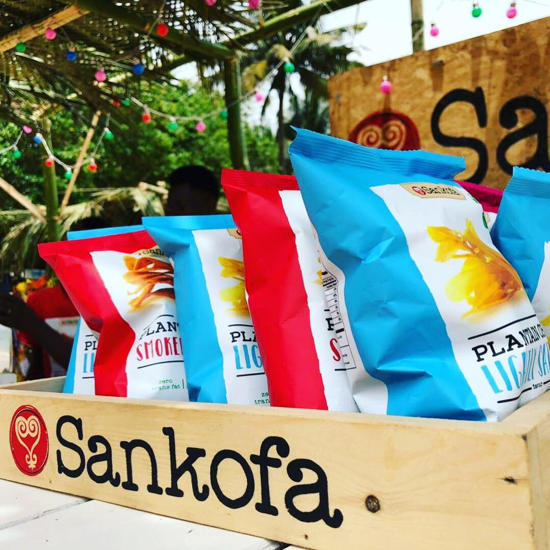 Sankofa Snacks of Ghana