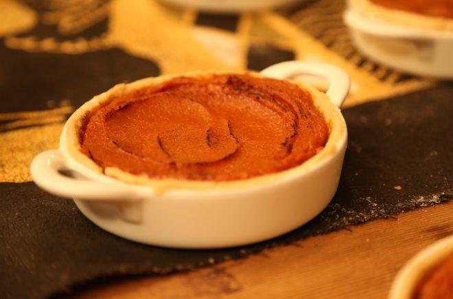 Mini Vegan Sweet Potato Pie