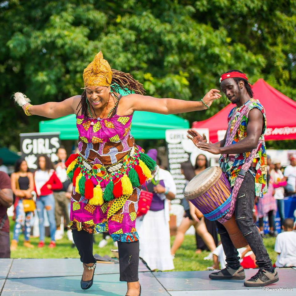 Umojafest Africatown Heritage Festival and Parade in Seattle
