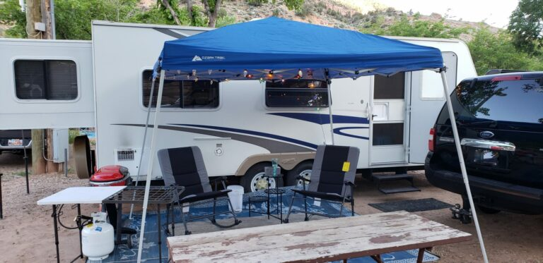 Five Star Glamping -  RV Style