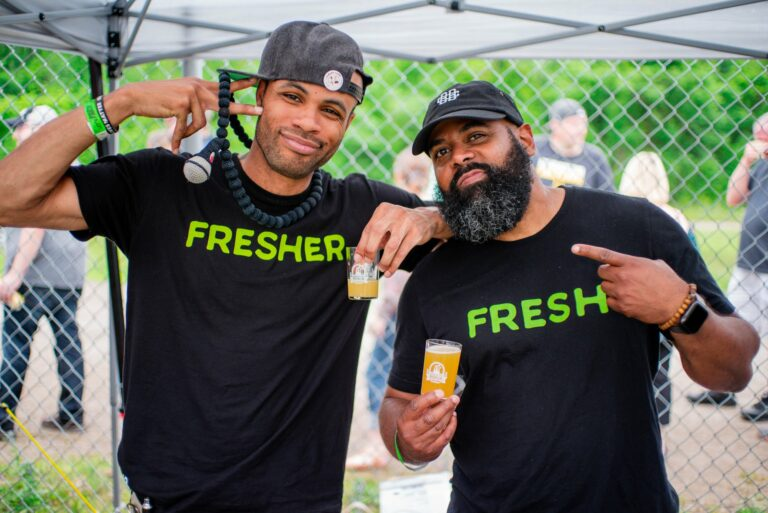 Organizations of Fresh Fresh Beer Fest