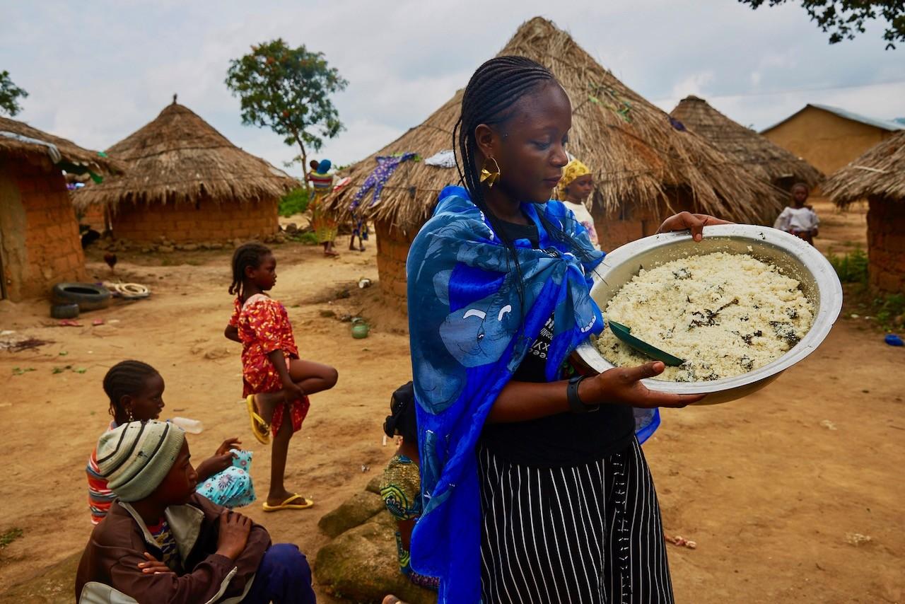 Chef Fatmata Binta