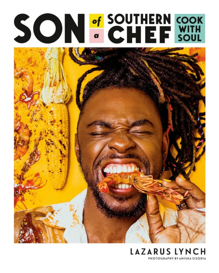 Book cover for Son of a Southern Chef by Lazarus Lynch