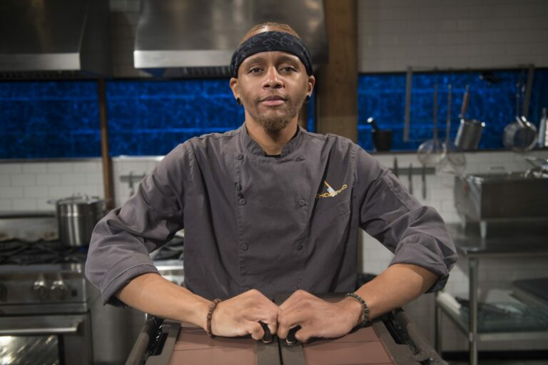 Love for Community Inspires Oakland Chef's Chopped Victory