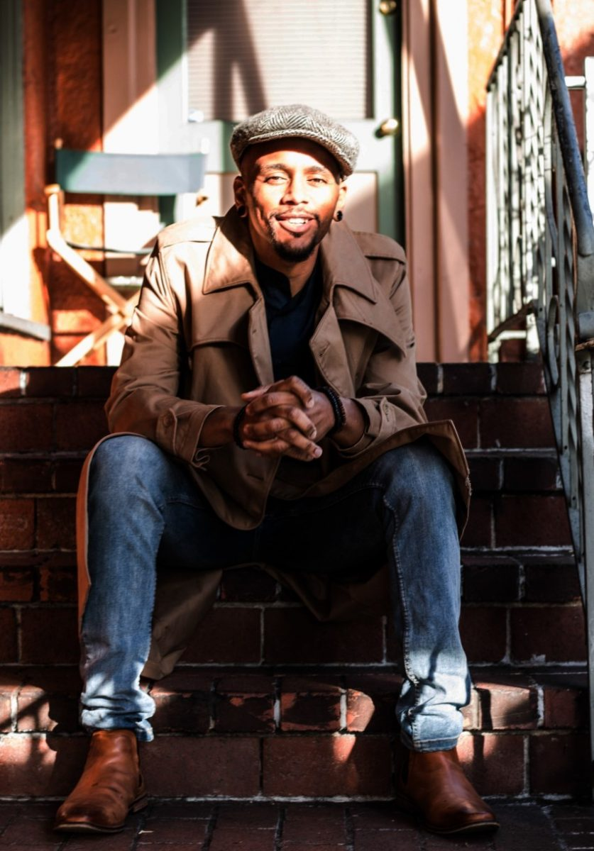 Oakland Chef Rashad Armstread of Crave BBQ and Grammies