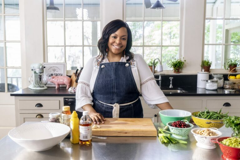 Kardea Brown's Leap of Faith to Food Network Fame