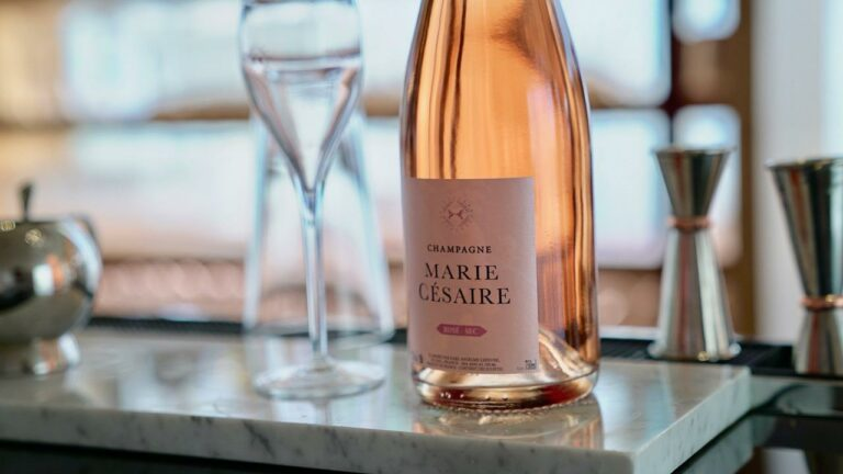 Champagne Maker Marie-Inès Romelle Blends Tradition with Heritage