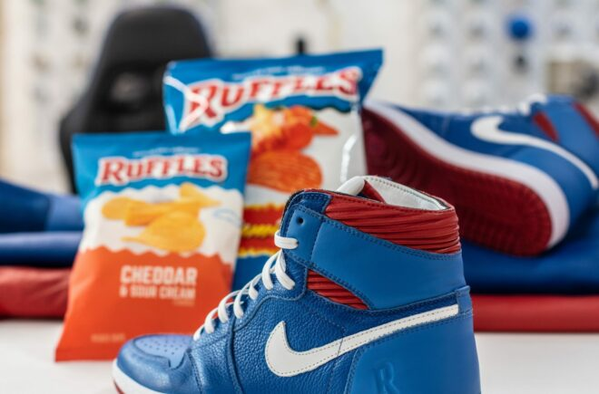 Six-Time NBA All-Star Anthony Davis Signs First-Ever 'Chip Deal' With Ruffles, Official Chip Of The NBA