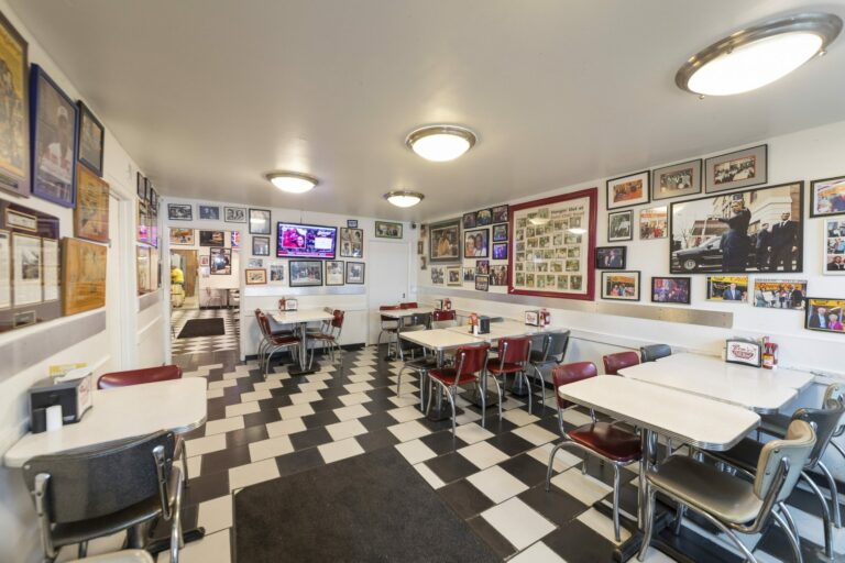 Serving Up Social Change: Four Restaurants That Fed the Civil Rights Movement