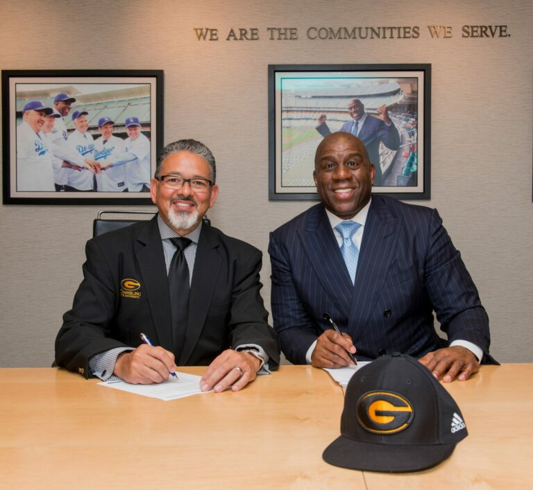Grambling State Launches New Dining Program with Magic Johnson's SodexoMAGIC