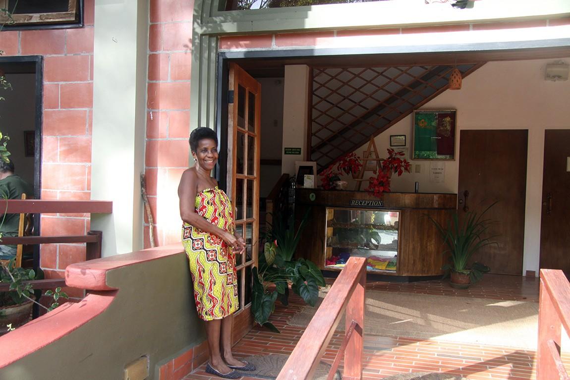 Regina Dumas, Owner of CuffIe River Nature Retreat