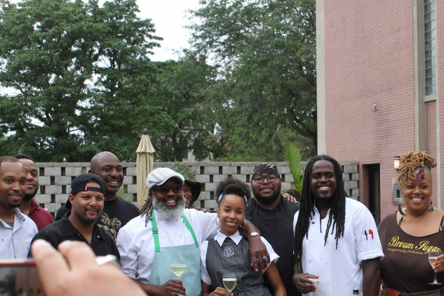 South Side Chef Revival and Homecoming Celebrates Edna Lewis at Chicago's Parkway Ballroom