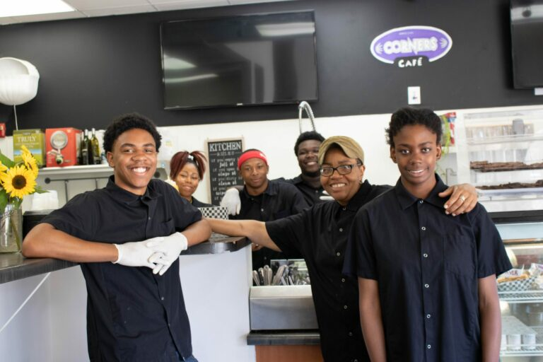 Cooking for Community Wellness with Chef Sarah Germany and Youth Uprising's Corners Cafe