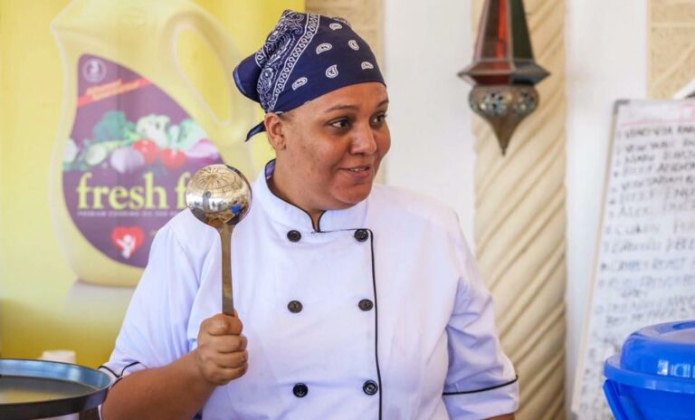 The Kenyan Chef That Cooked for Record 75 hours Non-Stop