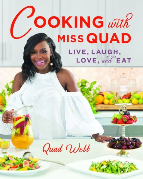 Cooking with Miss Quad + Giveaway