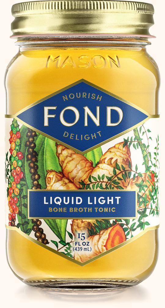 FOND Bone Broth Liquid Light