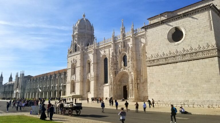 How to do Lisbon in a Day