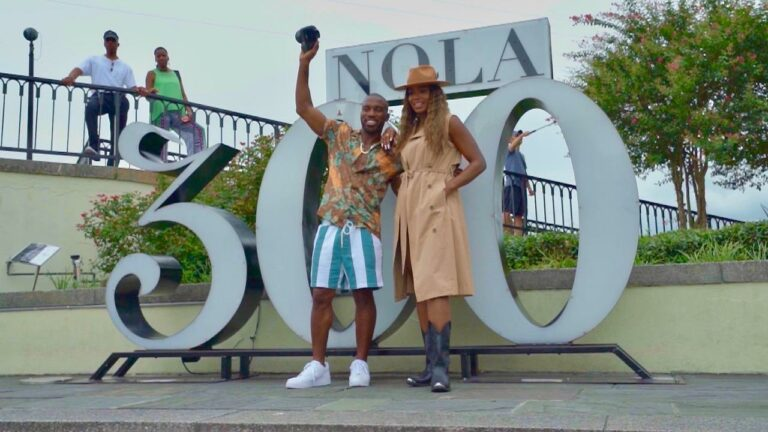 Tai Beauchamp and Elton Anderson Open Windows to the World Through CLEO TV's Lens of Culture