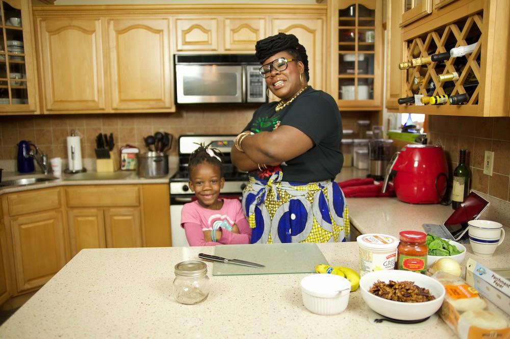 Food advocate Tanya Fields