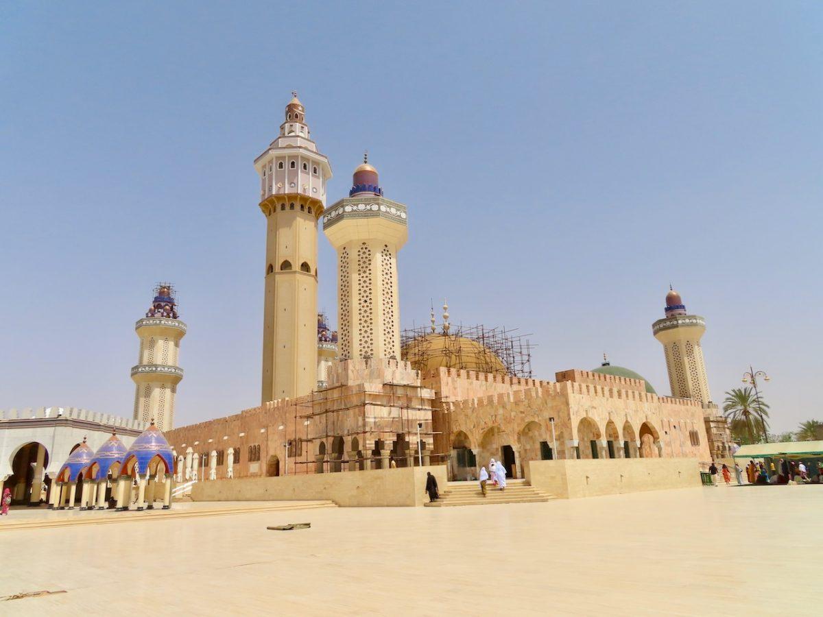Touba Mosque in Senegal