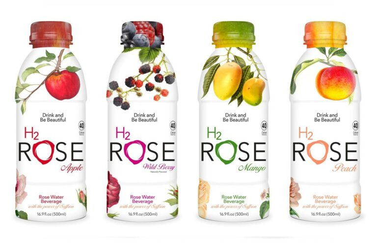 H2rOse Rosewater: The Essence of Beauty in a Drink