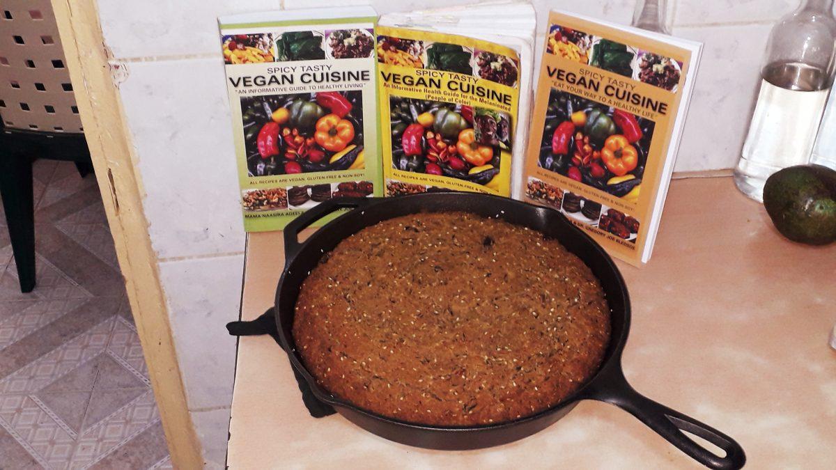 Spicy, Tasty Cookbooks with Cornbread