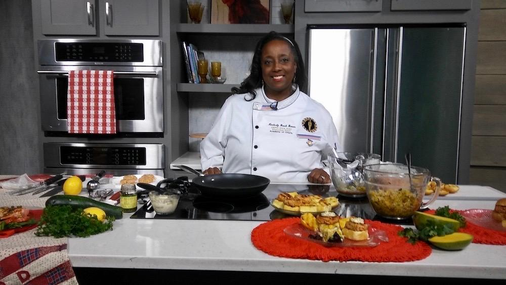 Chef Kimberly Brock Brown Paves the Way for Leadership in the Culinary World