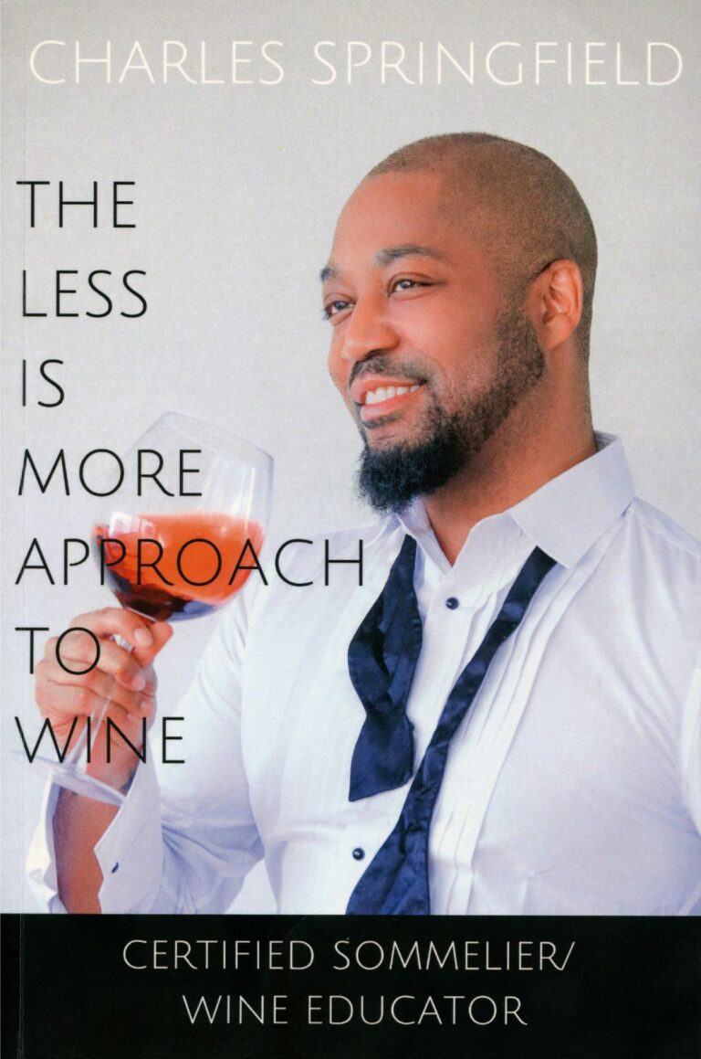 The Less is More Approach to Wine