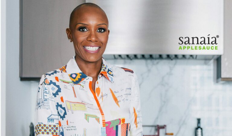 Keisha Smith-Jeremie Helps Adults Reimagine Applesauce with Sanaía