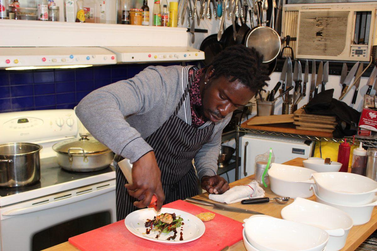 Toronto Chef Beko Mbeko-Edem