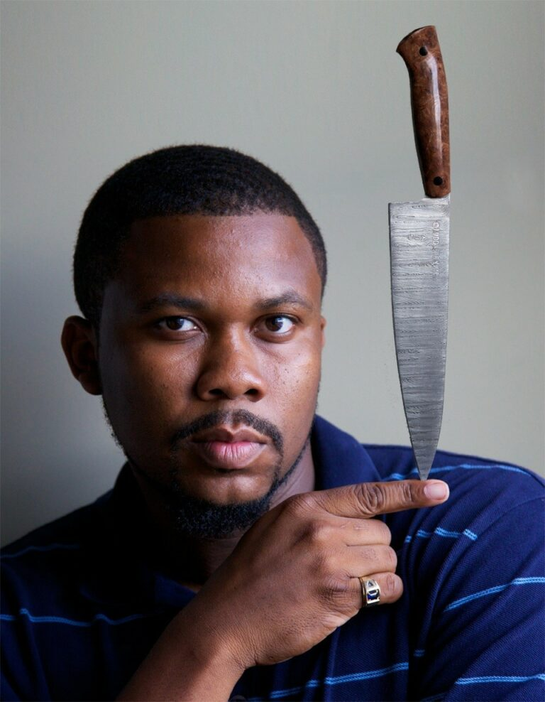 Quintin Middleton of Middleton Made Knives