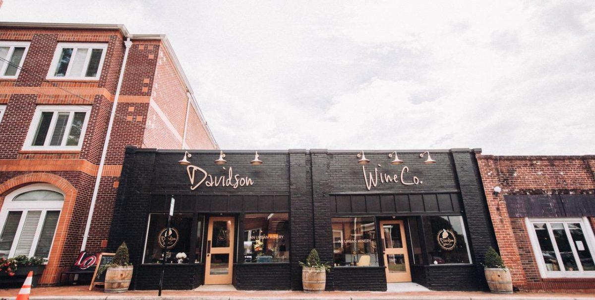 Davidson Wine Co. in Davidson, NC