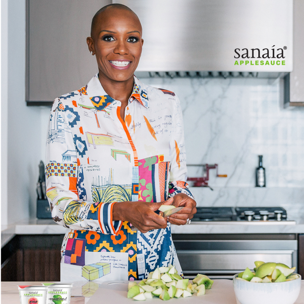 Keisha Smith-Jeremie Helps Adults Reimagine Applesauce with Sanaía