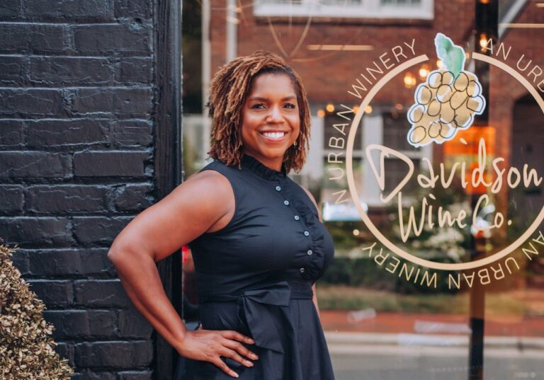 Lindsey Williams of Davidson Wine Co.