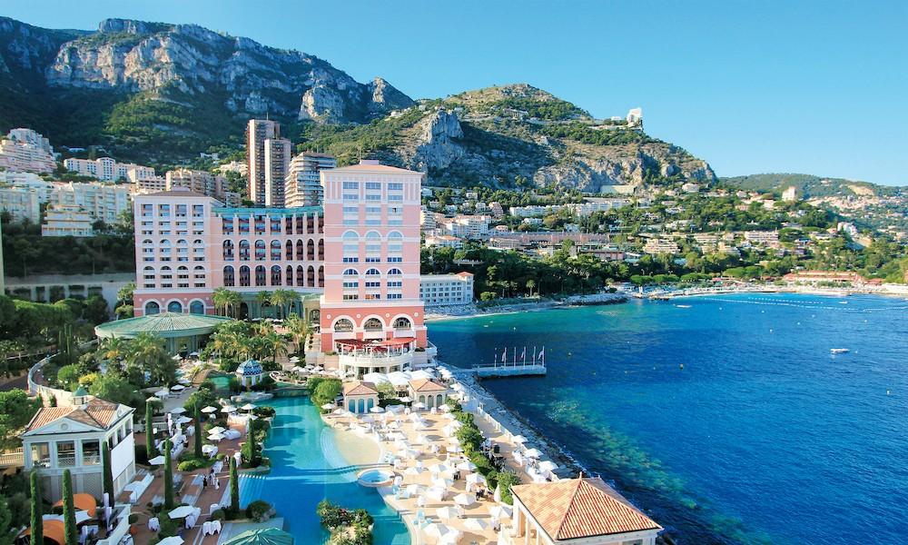 Preferred Hotel location, Monte-Carlo Bay Hotel & Resort